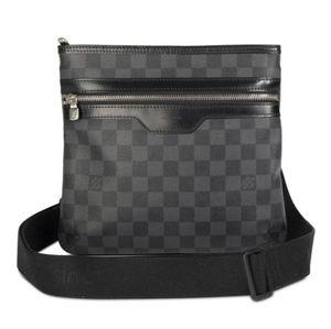 Loius Vuitton Damier Graphite Thomas Bag